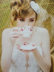 teacup drinking image