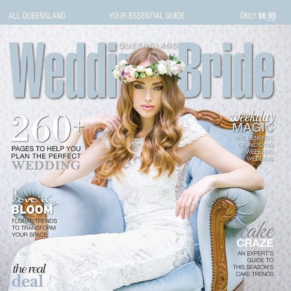 Bridal Shoot for Qld Wedding & Bride Magazine – shot on location at Tea & Niceties {Photography by Vellum Studios}