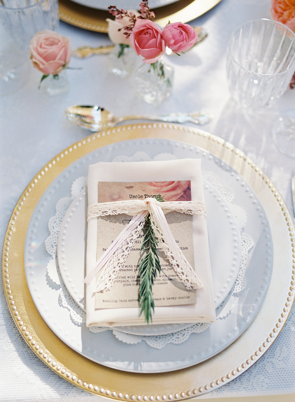 Tablescape Styling for Weddings {Photography by Casey Jane Photography}